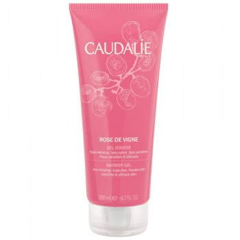 caudalie gel de ducha rose de vigne 200 ml